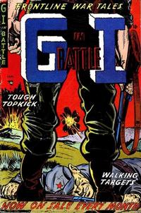 Cover Thumbnail for G-I in Battle (Farrell, 1952 series) #4