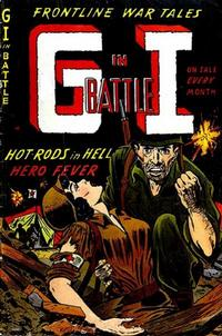 Cover Thumbnail for G-I in Battle (Farrell, 1952 series) #5