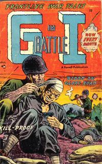 Cover Thumbnail for G-I in Battle (Farrell, 1952 series) #7