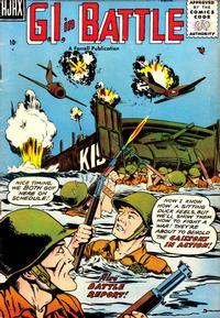 Cover Thumbnail for G. I. in Battle (Farrell, 1957 series) #2