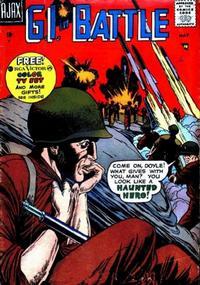 Cover Thumbnail for G. I. in Battle (Farrell, 1957 series) #6
