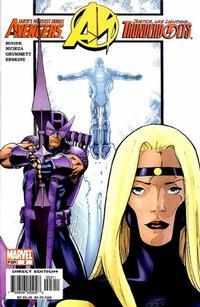 Cover Thumbnail for Avengers / Thunderbolts (Marvel, 2004 series) #3