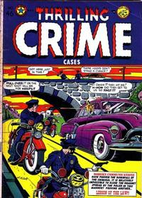 Cover Thumbnail for Thrilling Crime Cases (Star Publications, 1950 series) #46