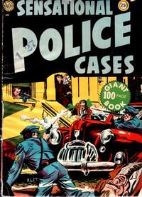 Cover Thumbnail for Sensational Police Cases (Avon, 1952 series) #[1]