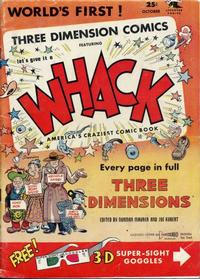 Cover Thumbnail for Whack (St. John, 1953 series) #1