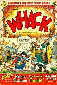 Cover Thumbnail for Whack (St. John, 1953 series) #3