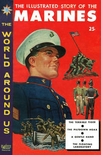 Cover Thumbnail for The World Around Us (Gilberton, 1958 series) #11 - The Illustrated Story of the Marines