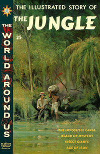 Cover Thumbnail for The World Around Us (Gilberton, 1958 series) #19 - The Illustrated Story of the Jungle