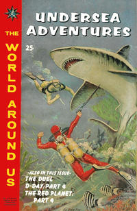 Cover Thumbnail for The World Around Us (Gilberton, 1958 series) #30 - Undersea Adventures
