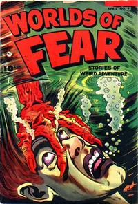 Cover Thumbnail for Worlds of Fear (Fawcett, 1952 series) #9