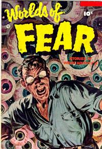 Cover Thumbnail for Worlds of Fear (Fawcett, 1952 series) #10