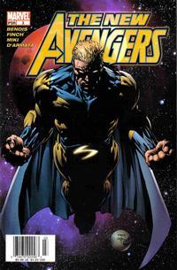 Cover Thumbnail for New Avengers (Marvel, 2005 series) #3 [Newsstand]