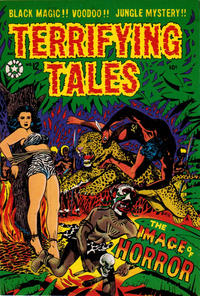 Cover Thumbnail for Terrifying Tales (Star Publications, 1953 series) #12