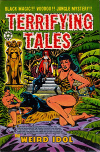Cover Thumbnail for Terrifying Tales (Star Publications, 1953 series) #14
