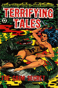 Cover Thumbnail for Terrifying Tales (Star Publications, 1953 series) #15