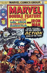 Cover Thumbnail for Marvel Double Feature (Marvel, 1973 series) #10 [Regular Edition]