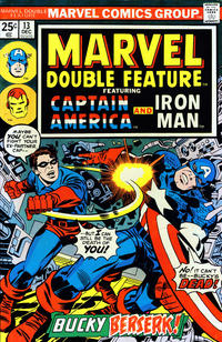 Cover Thumbnail for Marvel Double Feature (Marvel, 1973 series) #13