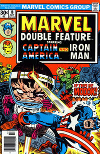 Cover Thumbnail for Marvel Double Feature (Marvel, 1973 series) #18