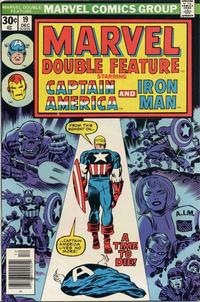 Cover Thumbnail for Marvel Double Feature (Marvel, 1973 series) #19