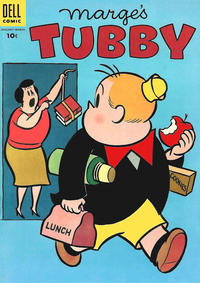 Cover for Marge's Tubby (Dell, 1953 series) #11