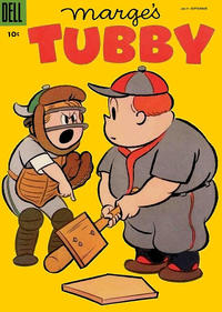 Cover Thumbnail for Marge's Tubby (Dell, 1953 series) #13