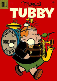 Cover Thumbnail for Marge's Tubby (Dell, 1953 series) #17