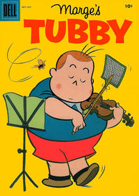 Cover Thumbnail for Marge's Tubby (Dell, 1953 series) #18