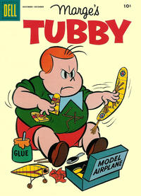 Cover Thumbnail for Marge's Tubby (Dell, 1953 series) #19