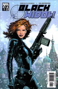 Cover Thumbnail for Black Widow (Marvel, 2004 series) #1
