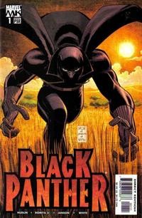 Cover Thumbnail for Black Panther (Marvel, 2005 series) #1 [Direct Edition]