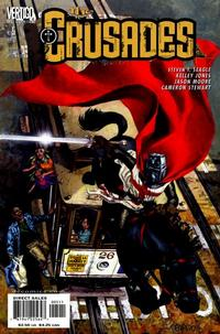 Cover Thumbnail for The Crusades (DC, 2001 series) #5