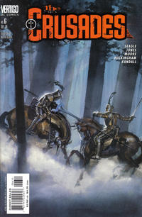 Cover for The Crusades (DC, 2001 series) #6