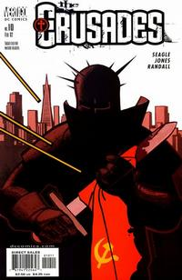 Cover Thumbnail for The Crusades (DC, 2001 series) #10