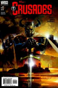 Cover Thumbnail for The Crusades (DC, 2001 series) #12