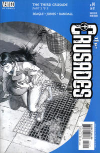 Cover for The Crusades (DC, 2001 series) #14