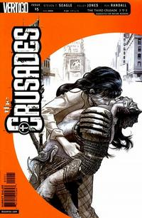 Cover Thumbnail for The Crusades (DC, 2001 series) #15