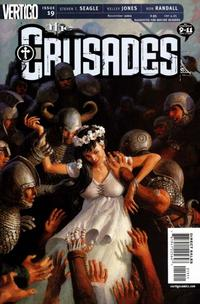 Cover Thumbnail for The Crusades (DC, 2001 series) #19
