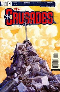 Cover Thumbnail for The Crusades (DC, 2001 series) #20
