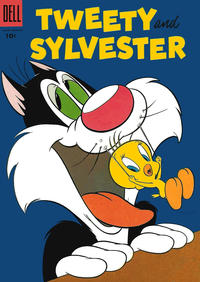 Cover Thumbnail for Tweety and Sylvester (Dell, 1954 series) #9