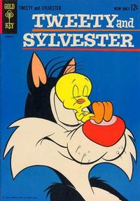 Cover Thumbnail for Tweety and Sylvester (Western, 1963 series) #1