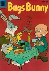 Cover Thumbnail for Bugs Bunny (Dell, 1952 series) #67