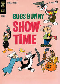 Cover Thumbnail for Bugs Bunny (Western, 1962 series) #87