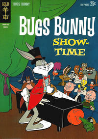 Cover Thumbnail for Bugs Bunny (Western, 1962 series) #88