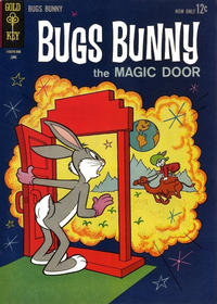 Cover Thumbnail for Bugs Bunny (Western, 1962 series) #89