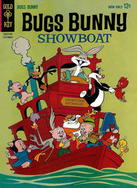 Cover Thumbnail for Bugs Bunny (Western, 1962 series) #90