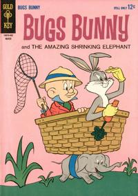 Cover Thumbnail for Bugs Bunny (Western, 1962 series) #92