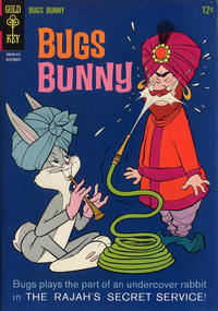 Cover Thumbnail for Bugs Bunny (Western, 1962 series) #96