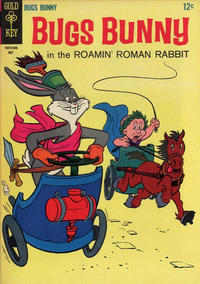 Cover Thumbnail for Bugs Bunny (Western, 1962 series) #99