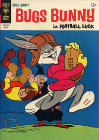 Cover Thumbnail for Bugs Bunny (Western, 1962 series) #104