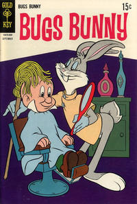 Cover Thumbnail for Bugs Bunny (Western, 1962 series) #119